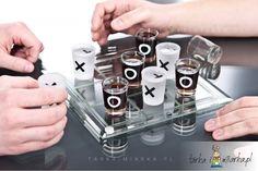 Zestaw 9 kieliszków do wódki Bar, Sagaform