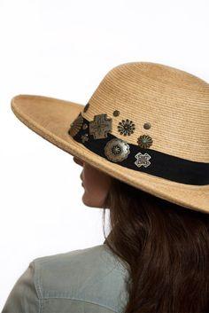 d5ec180c0b2a0f 11 Best Straw Hat images in 2018 | Straw hats, Fashion women, Straws