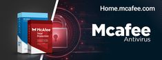 Visit home.mcafee.com to view and manage your account details, and access your products downloads of Mcafee Account with Ease.
