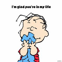 Image result for linus blanket quotes