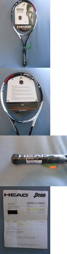 Racquets 20871: Head Graphene Touch Speed Pro Tennis Racket - Brand New - 4 1 4 Grip (L2) -> BUY IT NOW ONLY: $158.55 on eBay!
