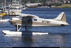 N77MV Kenmore Air De Havilland Canada DHC-2 Beaver photographed at Seattle Kenmore Air Harbor (Lake Union) Seaplane (LKE) by Marco Dotti