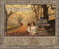 The Faery Crossing .........website