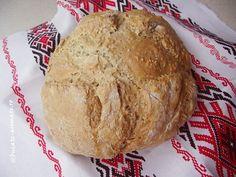 Reţeta de pâine rapidă cu iaurt şi seminţe este cea mai simplă şi cea mai rapidă reţetă de pâine. Este gata în mai puţin de o oră şi este absolut delicioasă.