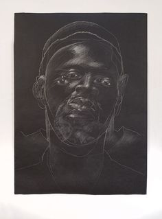 """Titus Kaphar For his current exhibition at Jack Shainman Gallery, Kaphar presents a painting show titled """"Drawing the Blinds,"""" along with an extension of his 2011 Jerome Project titled """"Asphalt and. Epic Drawings, Systems Art, Art Calendar, Time Painting, Traditional Artwork, Afro Punk, Criminal Justice, Black Art, American Art"""