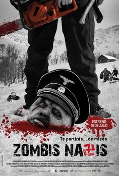 El cine nórdico nos sorprende con la producción noruega «Dod sno (Dead Snow)», o «Zobies Nazis», como se la denomina en España, que resulta un curioso híbrido de cine gore a la europea que acaba socarrándose igual que las suecas en las playas de Torremolinos.