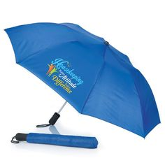Housekeeping Positive Attitude Positive Difference Automatic Umbrella With Sleeve