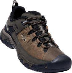 b156eace15d KEEN Men s Targhee III Low WP Hiking Shoes Bungee Cord Black 14 Wide