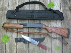 "gunrunnerhell: ""Custom Very clean and impressive SBS build, though I don't know if the Dominion Arms Grizzly is sold in the U. There is a magazine fed version as well with a 5 round capacity. Apocalypse Survival, Survival Gear, Zombie Apocalypse, Urban Survival, Tactical Shotgun, Tactical Gear, Weapons Guns, Guns And Ammo, Glock Guns"