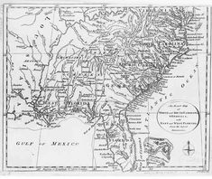 An exact map of North and South Carolina & Georgia : with east and west Florida from the latest discoveries Vintage Wall Art, Vintage Walls, Armenian History, West Virginia History, Lake Oconee, Latest Discoveries, County Map, West Florida