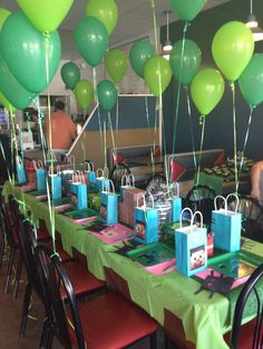 #minecraft birthday party