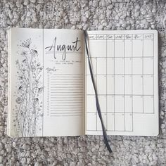 "78 Likes, 11 Comments - @darklovely.designs on Instagram: ""hey there, august.  #bulletjournal #bulletjournaling #bulletjournaljunkies…"""