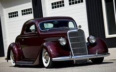 time-bomb john's 35 Ford custom