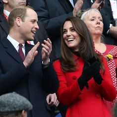 Prince William & Kate Middleton from The Big Picture: Today's Hot Photos William Kate, Kate Middleton Prince William, Prince William And Catherine, Duchess Kate, Duke And Duchess, Duchess Of Cambridge, Princess Meghan, Princess Mary, Diana Williams