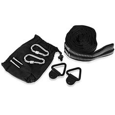 Extra Strong Hammock Straps with Durable Tree Carabiners ... https://smile.amazon.com/dp/B01K1KDBTU/ref=cm_sw_r_pi_dp_x_-TBuyb6G1TZ38