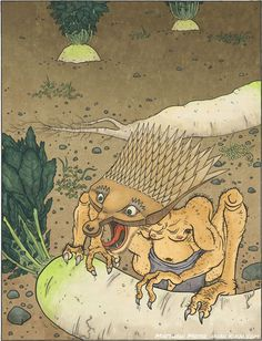 Well it was rainy all day today, so clearly yesterday's amefuri kozou did the trick! Today we'll look at one of everybody's favorite yokai genre: tsukumogami. For the uninitiated, tsukumogami are a...
