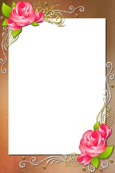Wallpaper Wa, Framed Wallpaper, Iphone Wallpaper, Flower Background Design, Kids Background, Drawing Frames, Collage Frames, Page Borders Design, Boarders And Frames