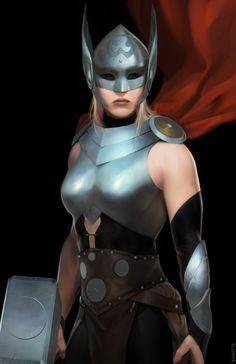 Thor by ayhotte