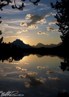Teton National Park, Wyoming