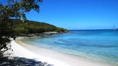 Salt Pond Bay, St. John, VI - one of my favorite beaches...someday I will return!