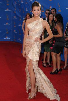Nina Dobrev Emmy 2010