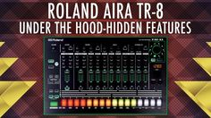 Roland Aira TR-8 Under The Hood : Hidden Features - YouTube