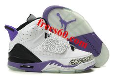 online store e7554 76829 com for nikes OFF - Air Jordan Son of Mars White Club Purple Cool Grey Black  Men s Sneakers