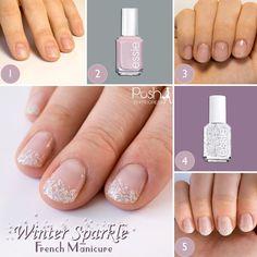 Winter Sparkle Frenc