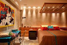 projeto luminotécnico para quarto