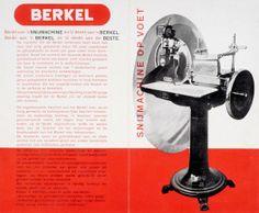 Paul Schuitema - P. Van Berkel Scales, 1928