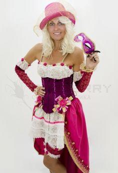 Женские новогодние костюмы платья