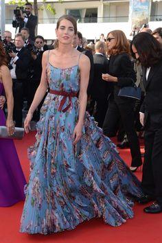 Festival di Cannes 2015 Charlotte Casiraghi