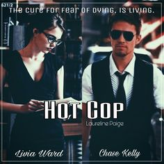 Edit for Hot Cop by Laureline Paige.