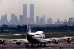 Pan Am Boeing 747 in NYC