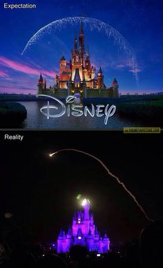 Funny pictures about Disney: expectation vs. Oh, and cool pics about Disney: expectation vs. Also, Disney: expectation vs. Disney Pixar, Walt Disney, Disney And Dreamworks, Disney Love, Disney Magic, Disney Stuff, Funny Disney, Disney Memes, Disney Fails