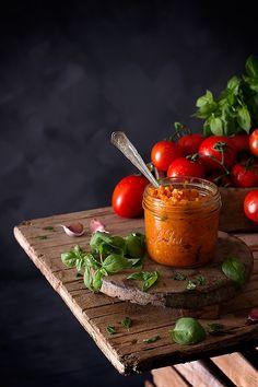 Salsa Napolitana Auténtica para chuparse los dedos - O'Food
