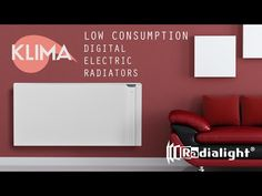 Digitally controlled radiators, with exclusive Radialight® DUAL-THERM technology: two different heating systems in a single infrared radiation and natural convection unit Window Security, Electric Radiators, Open Window, Heating Systems, Save Energy, The Unit, Technology, Marketing, Digital