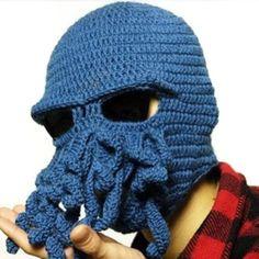 LOCOMO Cthulhu Knit Hat