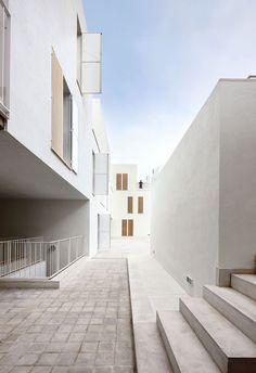 Social Housing in Sa Pobla,© José Hevia