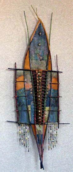 Planting Stones - Adirondack Weaver