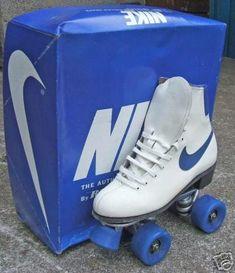 Nike Rollerskating 1980's / Other / Vintage Nike - Arkamix : Nike, jordan ,nike retro, nike air force one, vintage nike, running nike, collector nike