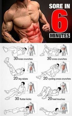 #Fitness #Workout #Gym #GainMuscle #Assistance #AbsWorkouts #WorkYourAbs #GetSixPacksFast #SixPackAbs Gym Workout Chart, Six Pack Abs Workout, Best Ab Workout, Abs Workout Routines, Gym Workout For Beginners, Gym Workout Tips, Ab Workout At Home, Fun Workouts, Extreme Workouts