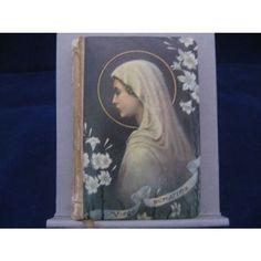 #mylittlefriend #prayerbook #books #vintage #antique #celluliod #christian…