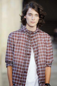 Male Model Otaku: Jaco Van Den Hoven: Spring/Summer 2014 Runway 【9/30 update】