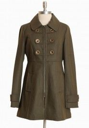 dover fort military jacket by Tulle