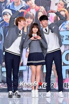 Find images and videos about k-drama, eun-bi and tae-kwang on We Heart It - the app to get lost in what you love. Korean Actresses, Korean Actors, Actors & Actresses, Korean Dramas, K Drama, Drama Fever, Yook Sungjae, Btob, Kim So Hyun Fashion