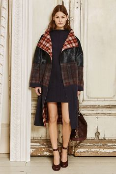 LOOK | 2015-16 FW LONDON COLLECTION | MULBERRY | COLLECTION | WWD JAPAN.COM