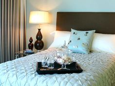 Modern Bedrooms from Ammie Kim on HGTV