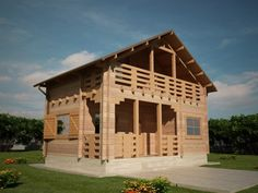 Houten Chalet Bouwen : Chalet bouw bulko nederland permanente bewoning timbersales