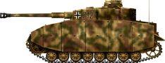 Panzer IV Ausf.H, 1st SS Panzerdivision Leibstandarte Adolf Hitler
